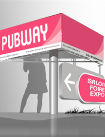 salon expo foire evenementiel pubway